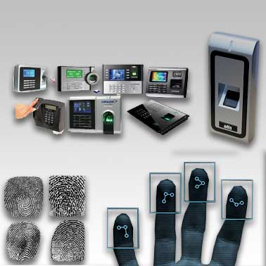 Біометричні пристрої