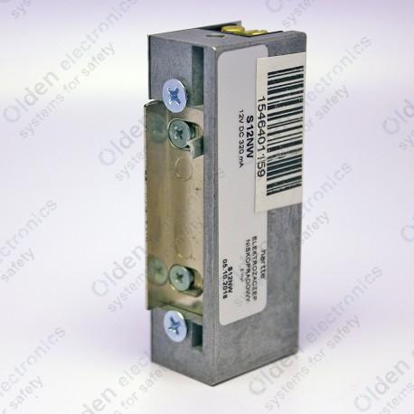 Електромеханічна защіпка S12NW