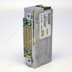 Зачіпка електромеханічна XS12N