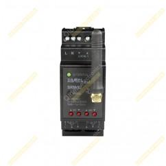 Приймач для ролет 2-канальний модульний SRM-22