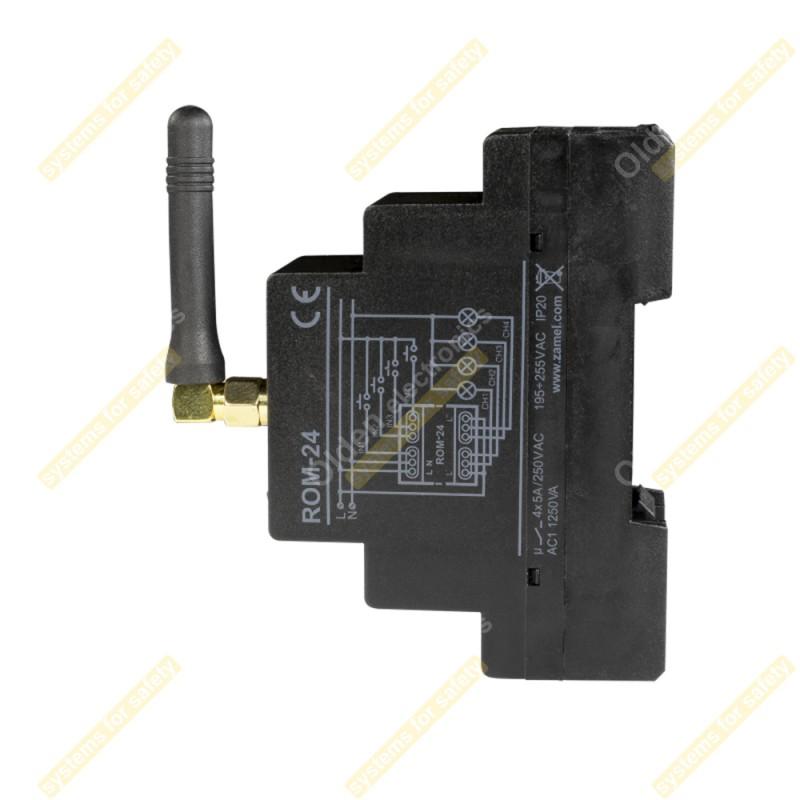 Автономний контролер AK-168
