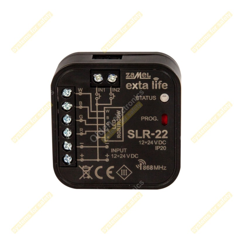 Контролер LED RGBW SLR-22