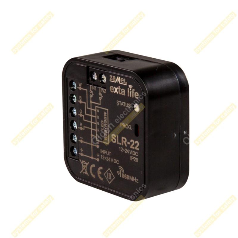 Контроллер LED RGBW SLR-22