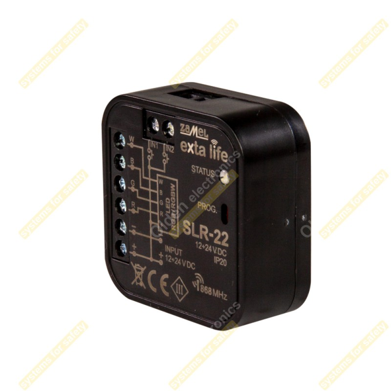 Радіоконтролер ABK-400RC