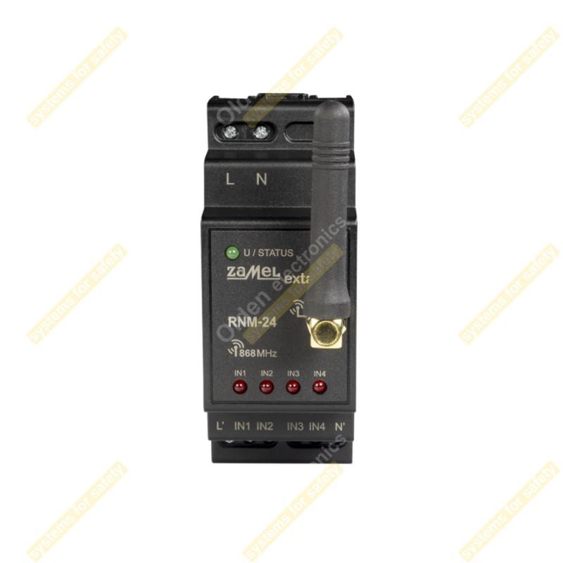 Передавач 4-канальний модульний RNM-24