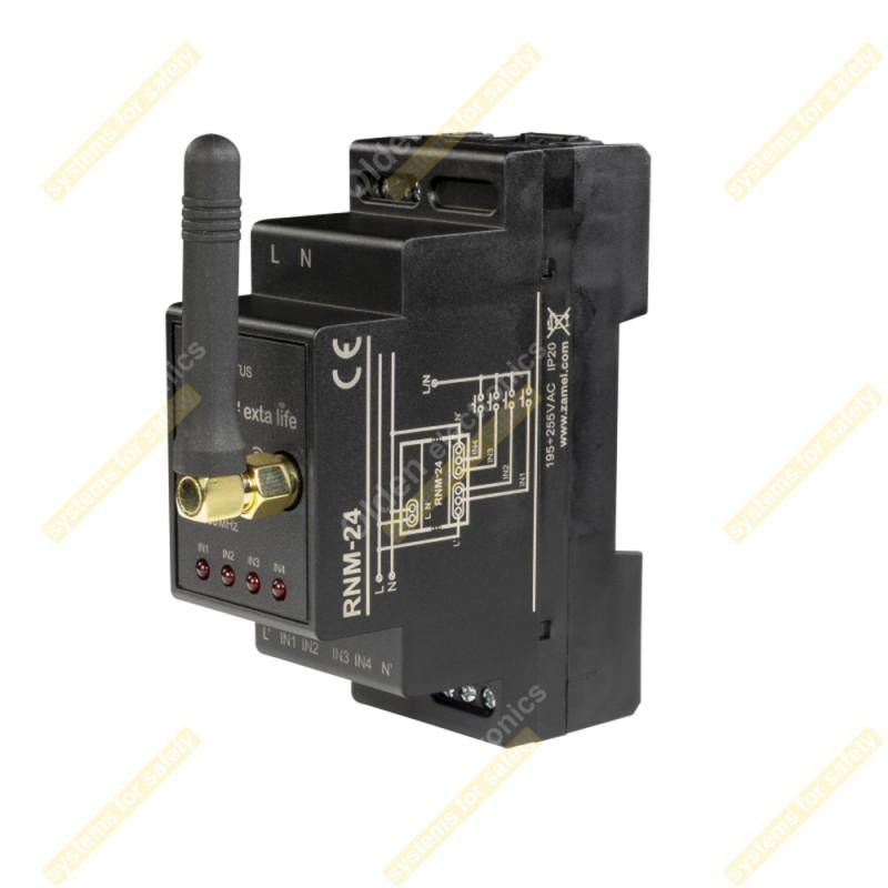 Радіоконтролер WBK-400-2-24(ABK-400-2-24)