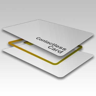 Бесконтактные RFID карты. Бесконтактная пластиковая карта